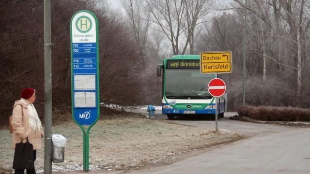 Karlsfeld Bus-Odyssee