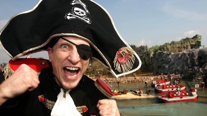 Land der Piraten im Legoland