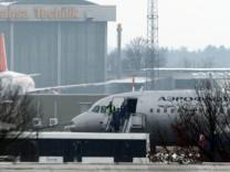 Bombendrohung gegen Aeroflot-Maschine