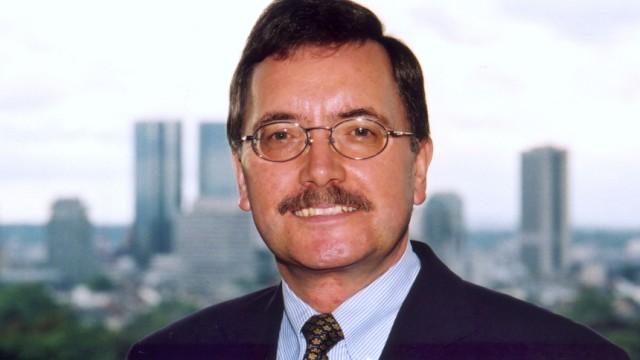 """EZB-Chefvolkswirt Jürgen Stark: """"Wir haben keine Währungskrise, sondern eine Krise der Staatsfinanzen in einigen Ländern."""""""