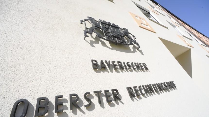 Bayerischer Oberster Rechnungshof in München, 2010