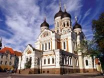 Tallinn - Die Kulturhauptstadt entdeckt die Ostsee