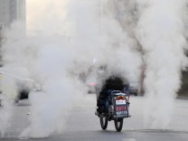 Klimawandel: CO2-Emissionen in China