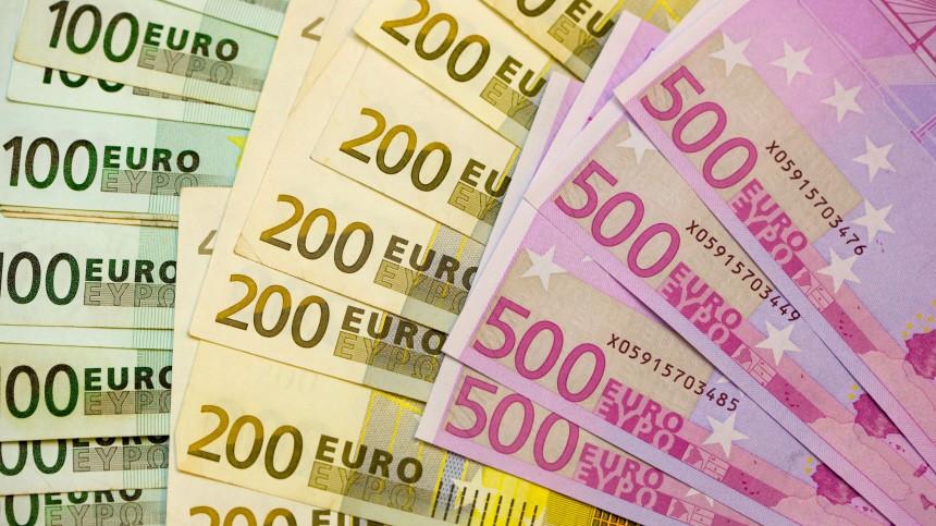 Basel III - Euro-Geldscheine