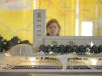 Stuttgart 21 - Modell Bahnprojekt