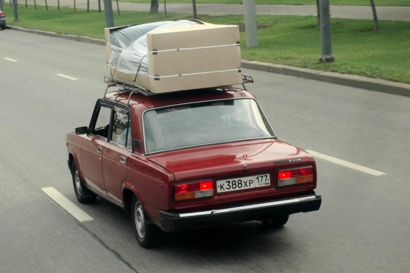 Autoklassiker 42 40 Jahre Lada Wer In Russland Heute Einen
