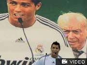 Cristiano Ronaldo Real Madrid AP