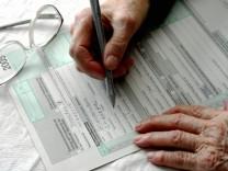 Keine Panik: Was die Post vom Finanzamt für Rentner bedeutet