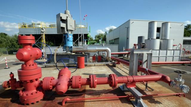 Geothermiekraftwerk Landau