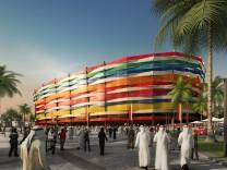 Fußball WM 2022 in Katar