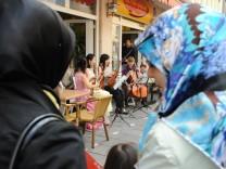 Klassische Musik im Münchner Bahnhofsviertel, 2010