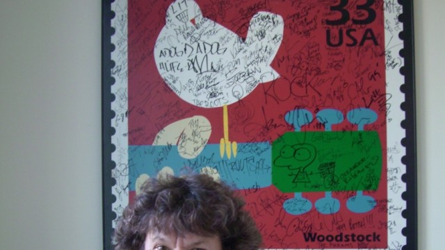 Michael Lang, Organisator des legendären Woodstock-Festivals.