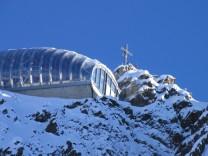 Gaislachkoglbahn Sölden Ötztal Österreich Skifahren