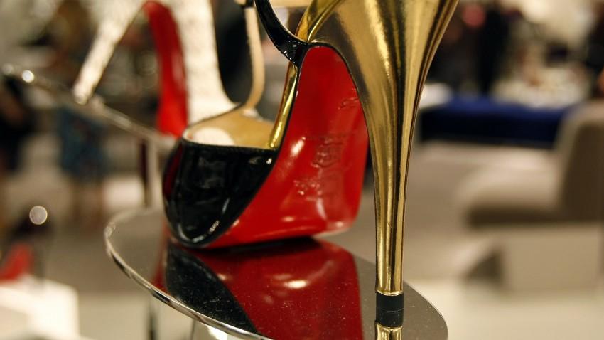 Designer schuhe damen rote sohle