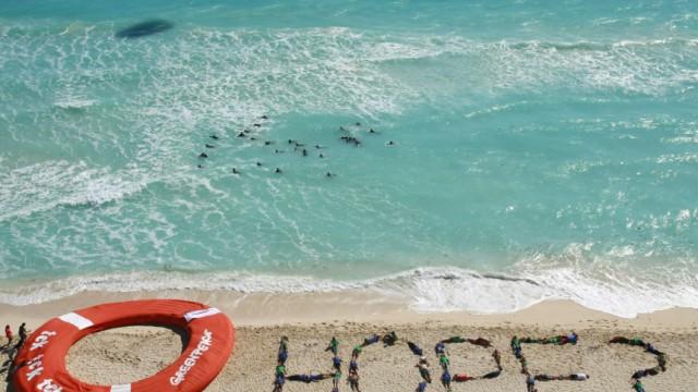 Cancun Einigung bei Klimagipfel in Cancún