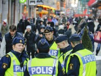 Stockholm shopping blasts kill one and injure two