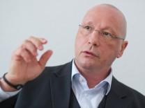 Porsche-Betriebsratschef Uwe Hück