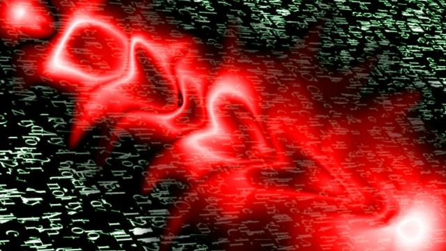 Cyberkrieg Symbolbild
