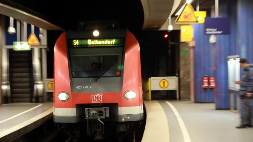 VGH verhandelt über neue S-Bahn-Strecke