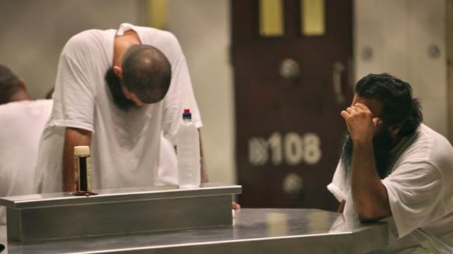 Folter Folter in Guantanamo