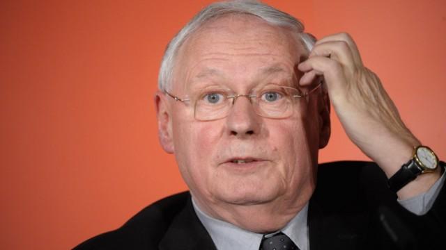 Lafontaine zieht sich aus der Bundespolitik zurueck
