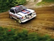 Zeitmaschinen Opel Ascona 400