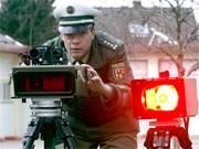 Flensburger Verkehrsünder-Kartei Polizei Verstöße Punkte