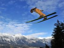 Vierschanzentournee Innsbruck - Pascal Bodmer