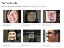 Facebook Tag Gesichtserkennung