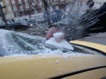 Auto, Ratgeber, Enteisen, Winter, Frostschutz