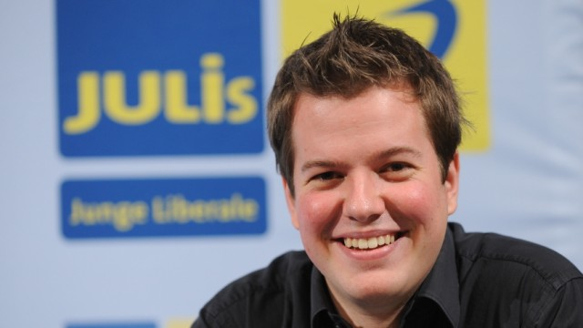 Lasse Becker FDP Junge Liberale Julis