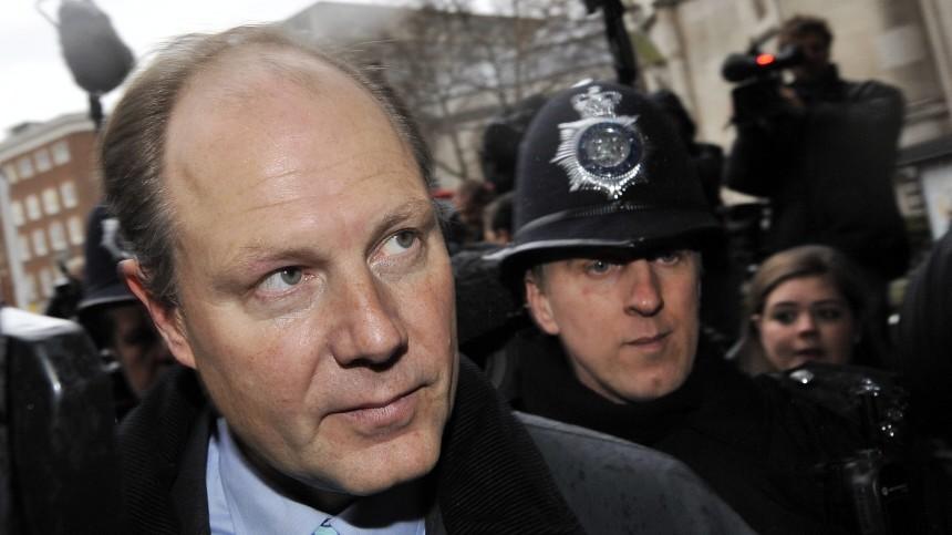 WikiLeaks Julian Assange Vaughan Smith