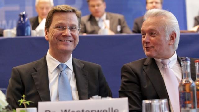Kubicki  Westerwelle FDP
