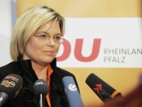 CDU raeumt illegale Parteienfinanzierung ein
