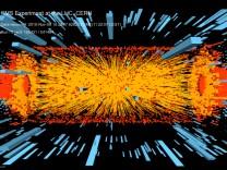 CMS Experiment LHC Cern