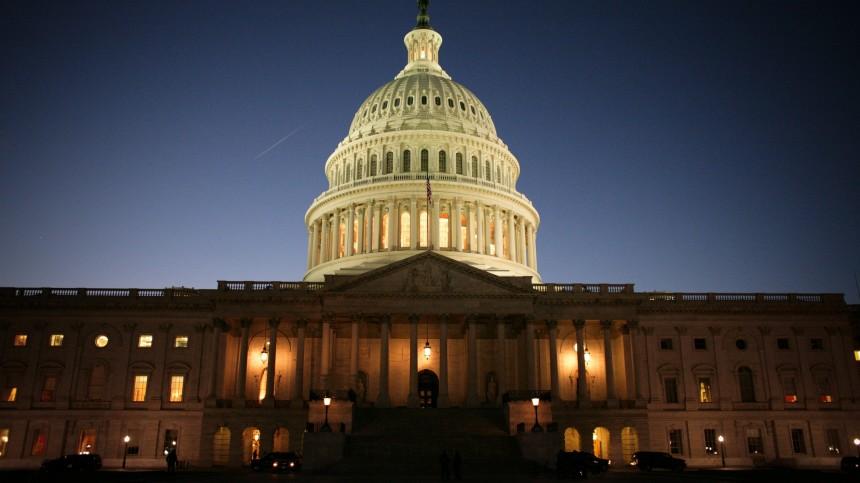Kongresswahl in den USA - Das Kapitol