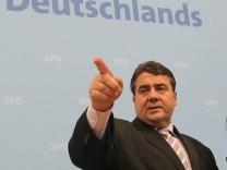 Gabriel SPD Lidl Mindestlohn