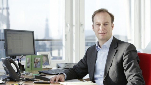Unternehmen Parship: Peter Schmid