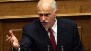 Greek Parliament votes for 2011 budget