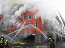 Brand in Konstanzer Altstadt
