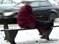 Staedte und Wohlfahrtsverbaende in NRW bieten zahlreiche Hilfen fuer Obdachlose an