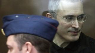 """´Der Dieb muss sitzen"""" - Chodorkowski"""