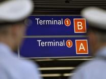 Schärfere Kontrollen am Frankfurter Flughafen