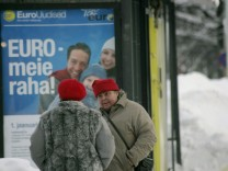 Estonia to adopt Euro currency on 01 January 2011