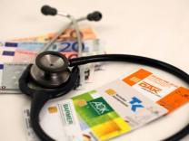 Gesundheitsreform startet - Zusatzbeiträge bleiben