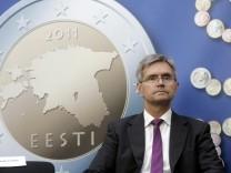 Estland bekommt den Euro