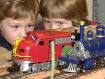 Modelleisenbahn von Märklin