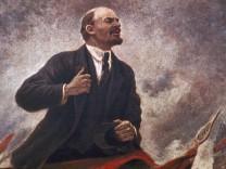 Lenin (Propagandabild): Ein gut gehütetes Geheimnis in der Sowjetunion