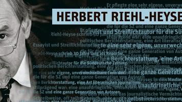Riehl-Heyse-Preis