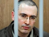Russland-Beauftragter: Chordorkowski-Prozess ist politisch motiviert